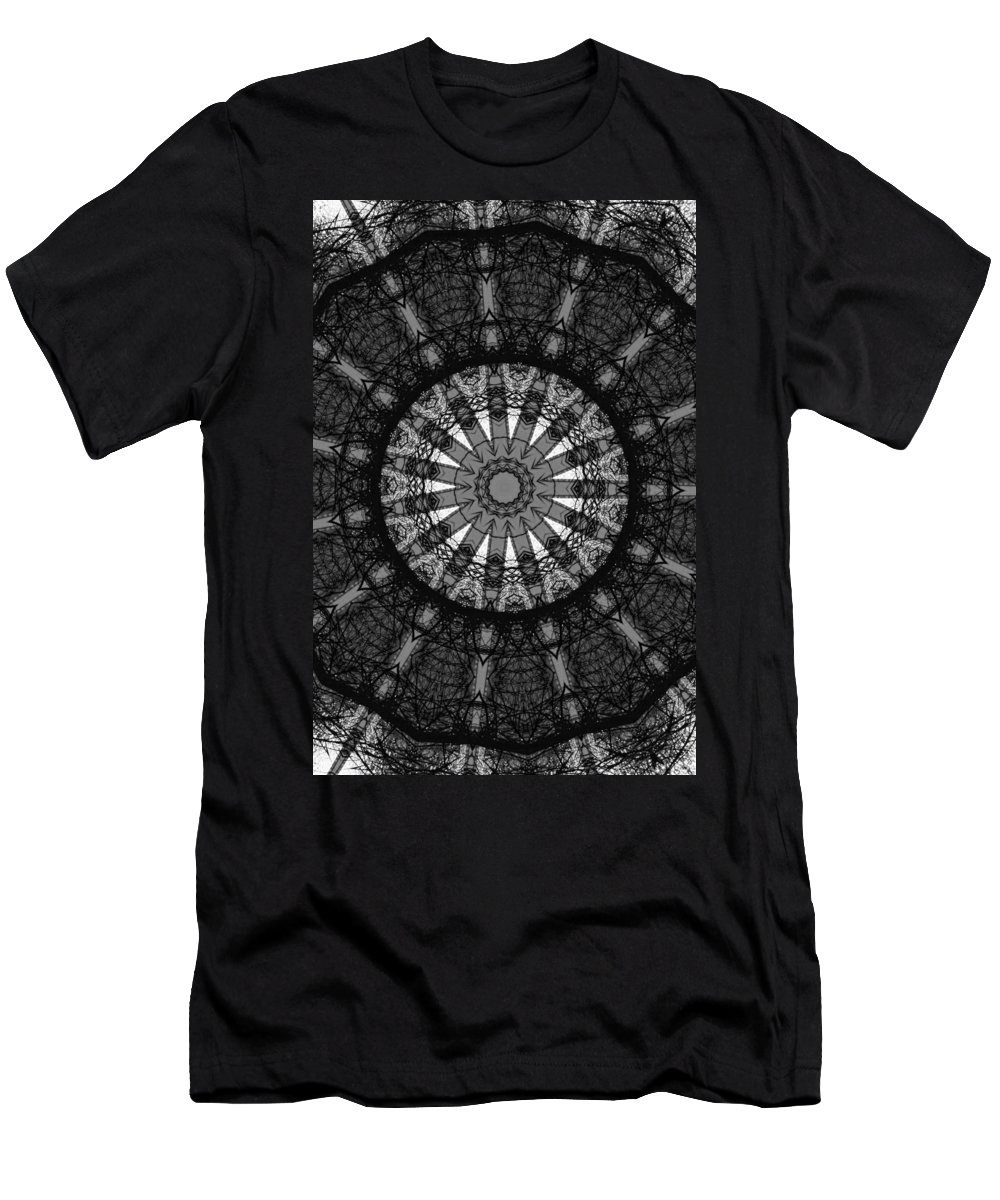 Anthonysr Image Men's T-Shirt (Athletic Fit) featuring the photograph No Snow by Anthony Walker Sr