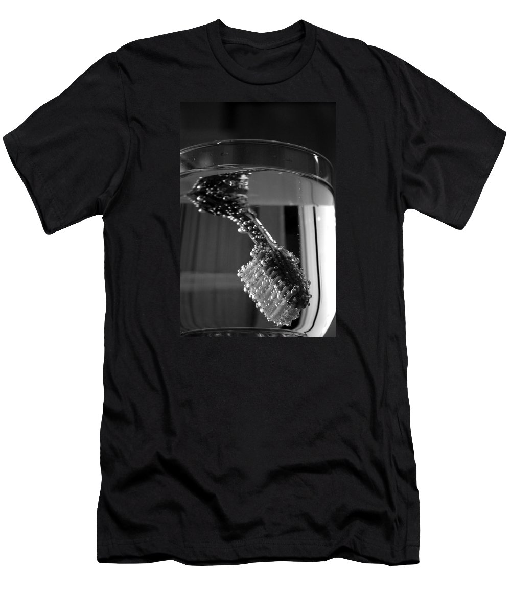 Alone Men's T-Shirt (Athletic Fit) featuring the photograph Not-so Ordinary by Trish Mistric