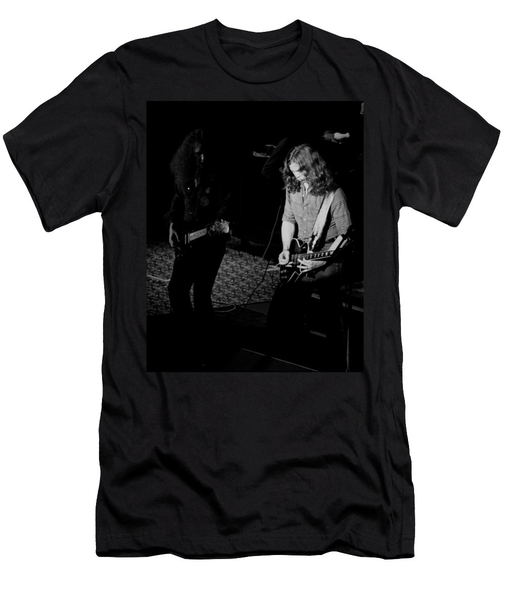 Outlaws Men's T-Shirt (Athletic Fit) featuring the photograph Outlaws #22 by Ben Upham