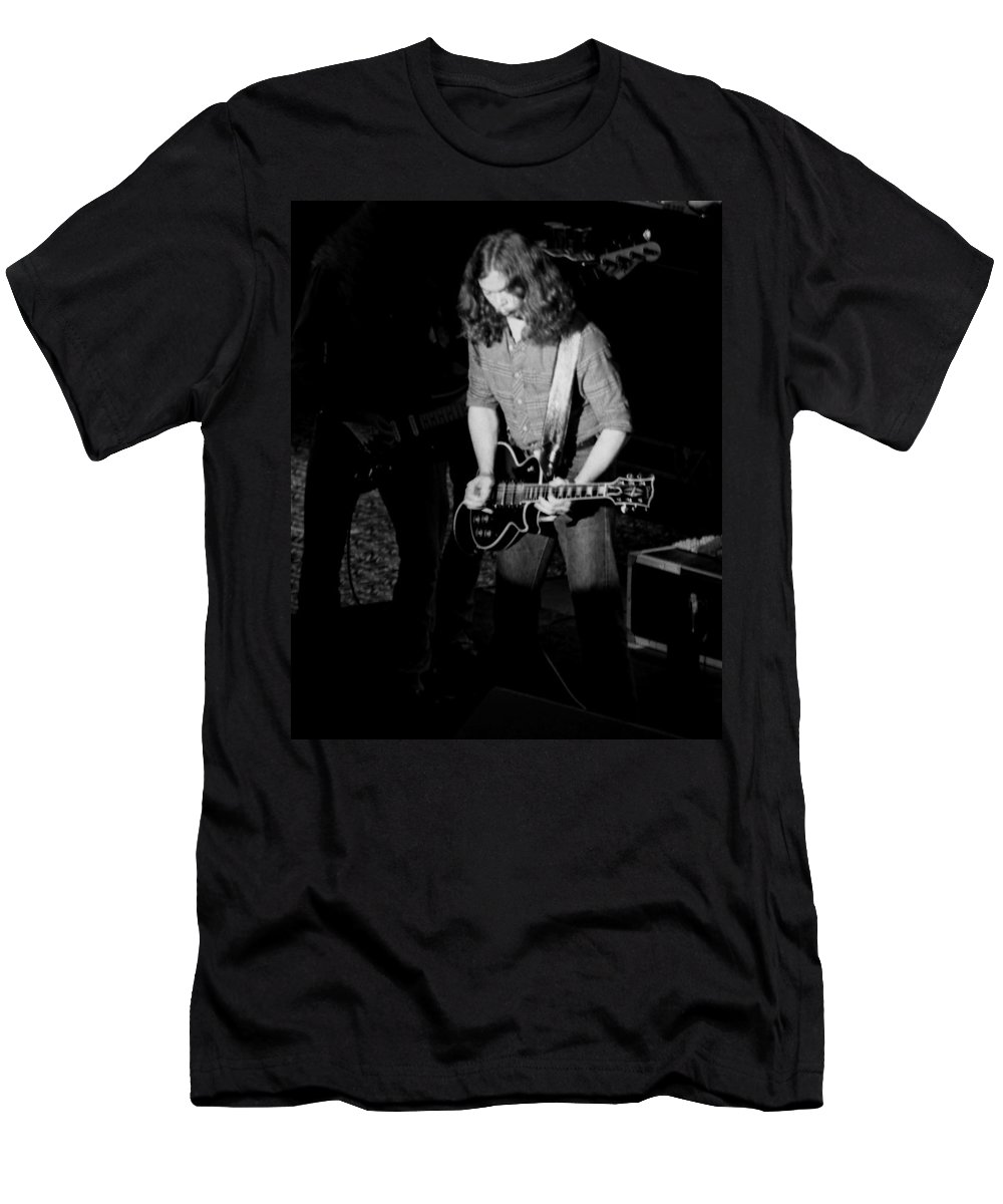 Outlaws Men's T-Shirt (Athletic Fit) featuring the photograph Outlaws #23 by Ben Upham