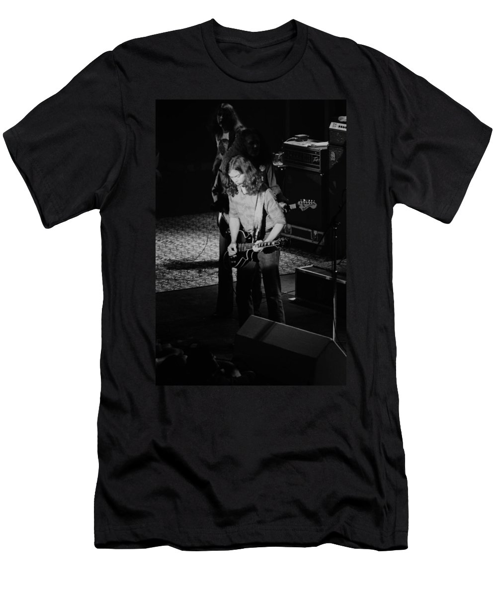 Outlaws Men's T-Shirt (Athletic Fit) featuring the photograph Outlaws #27 by Ben Upham