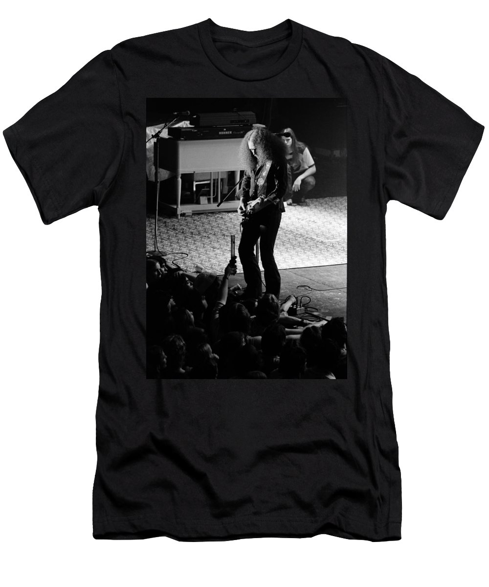 Outlaws Men's T-Shirt (Athletic Fit) featuring the photograph Outlaws #29 by Ben Upham
