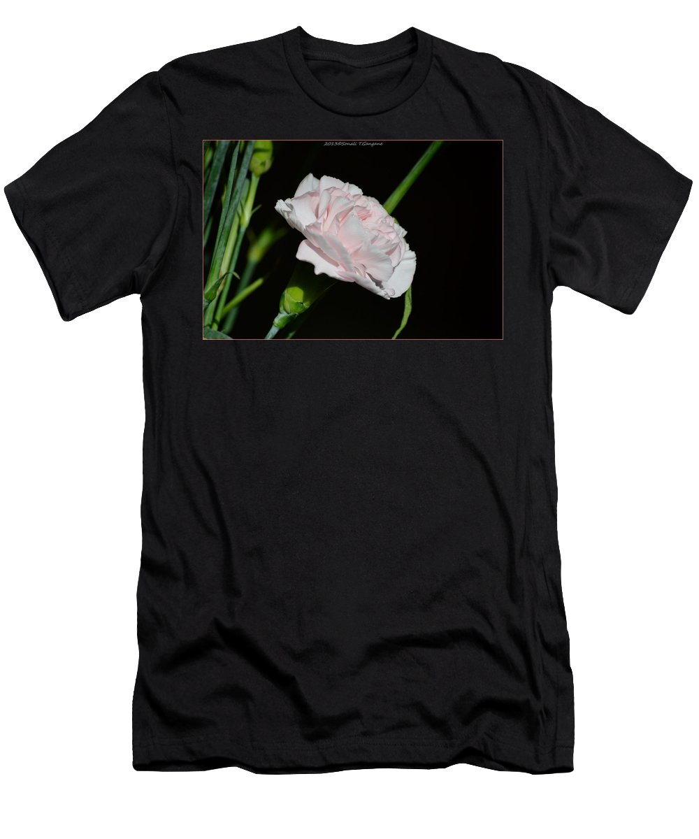 Pearl Spotlight Men's T-Shirt (Athletic Fit) featuring the photograph Pearl Spotlight by Sonali Gangane