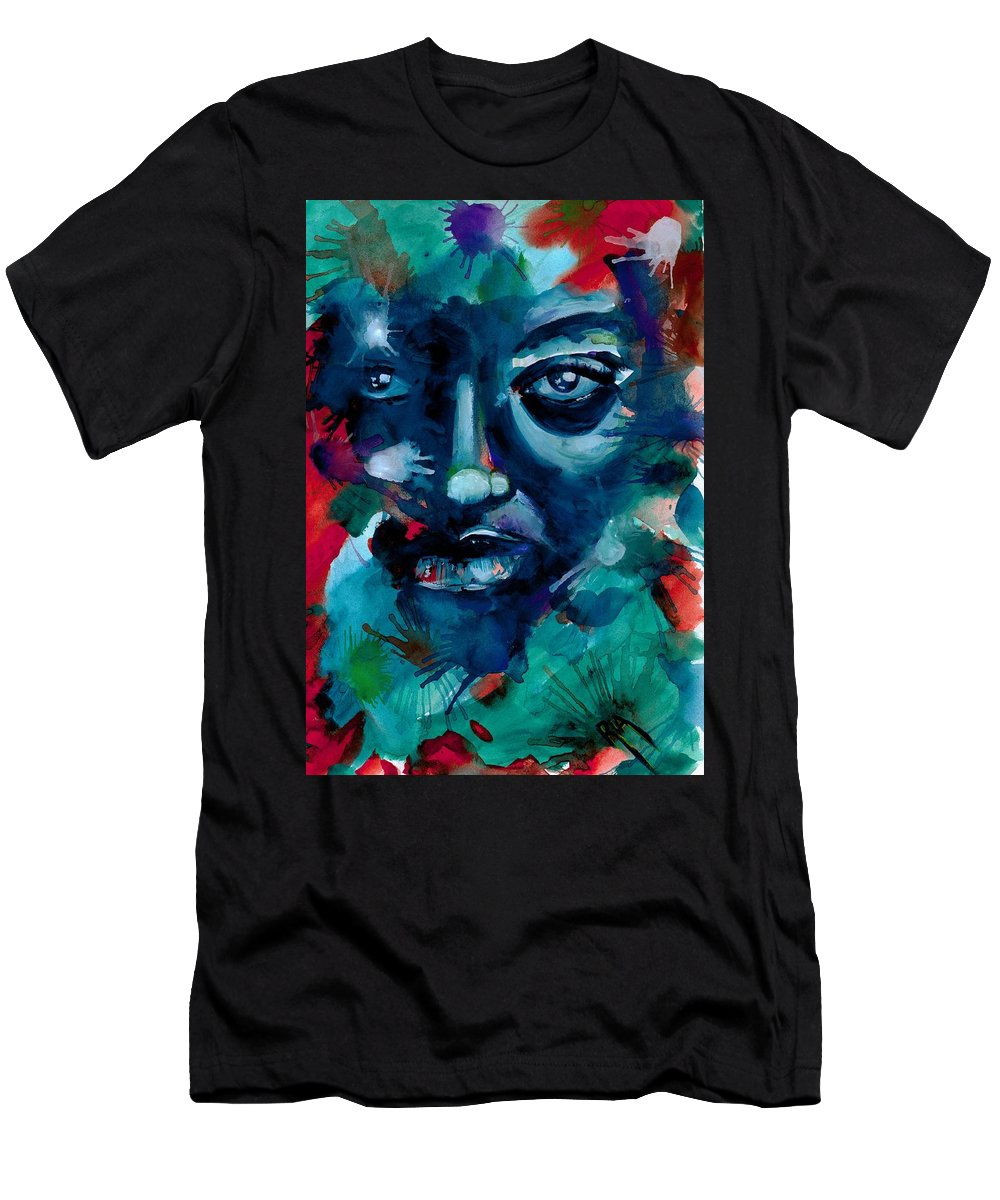 Painting T-Shirt featuring the photograph Show me your true colors by Artist RiA