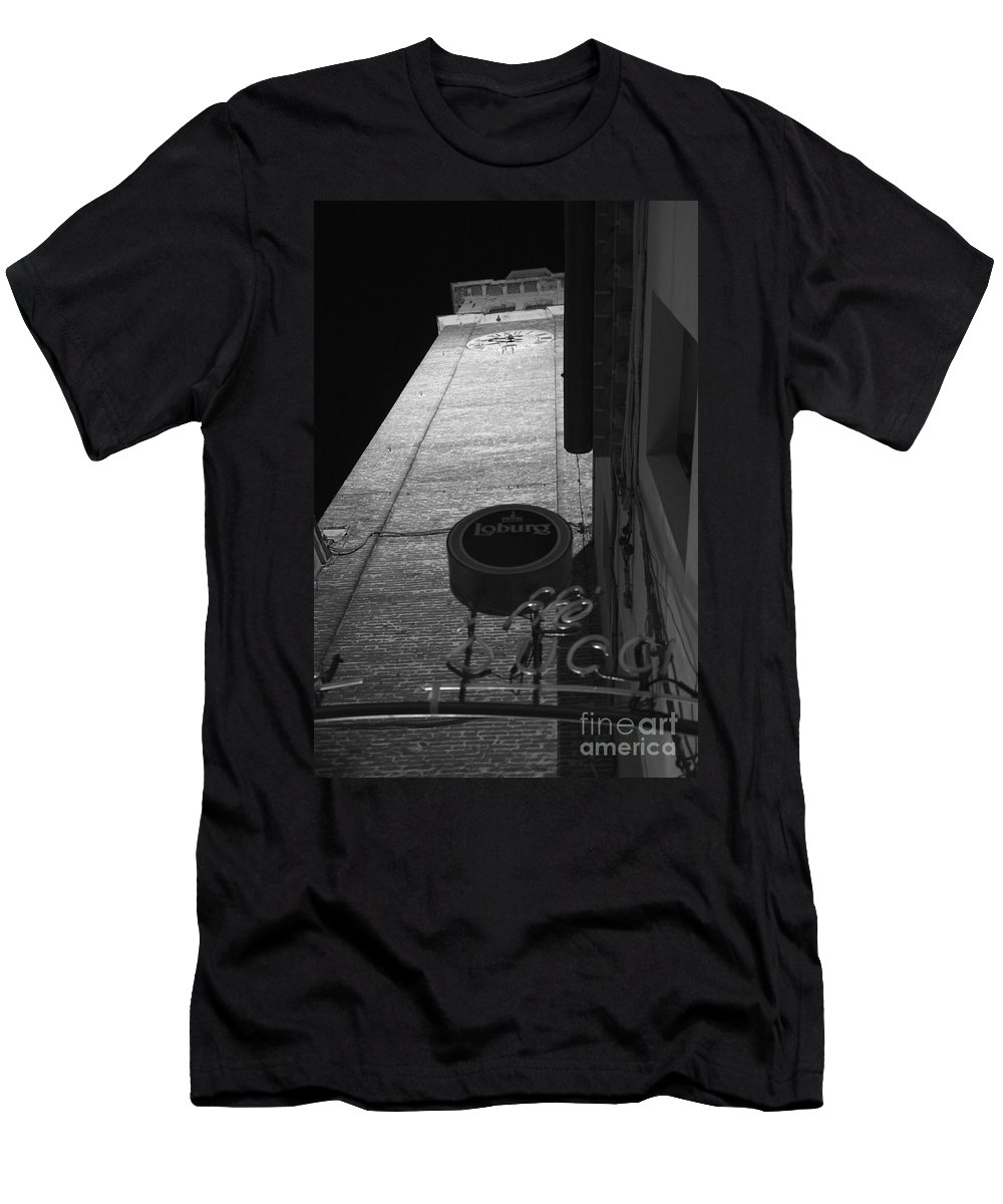 Beer Men's T-Shirt (Athletic Fit) featuring the photograph Spiritual Or Spirit by Donato Iannuzzi
