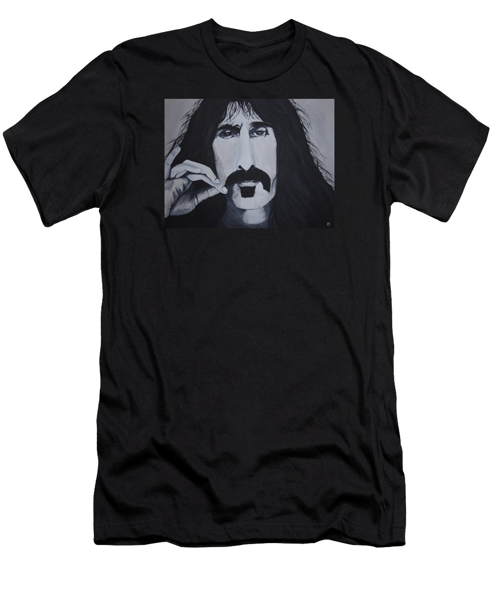 Suave Men's T-Shirt (Athletic Fit) featuring the painting Suave 40-93 by Dean Stephens
