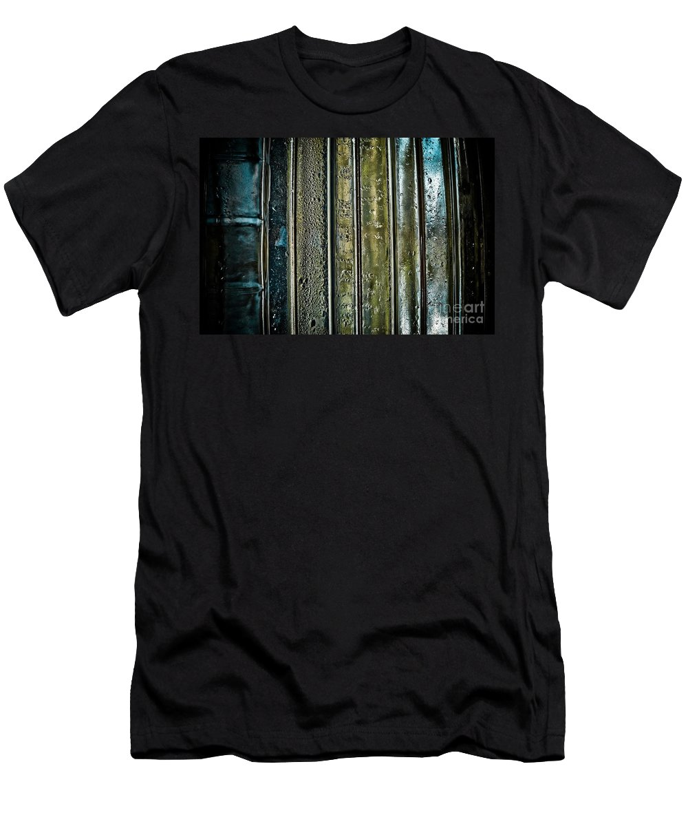 Abstract Men's T-Shirt (Athletic Fit) featuring the photograph Terra Incognita by Brothers Beerens