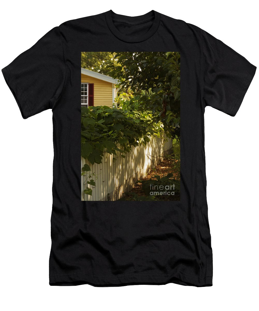 House Men's T-Shirt (Athletic Fit) featuring the photograph The American Dream by Margie Hurwich