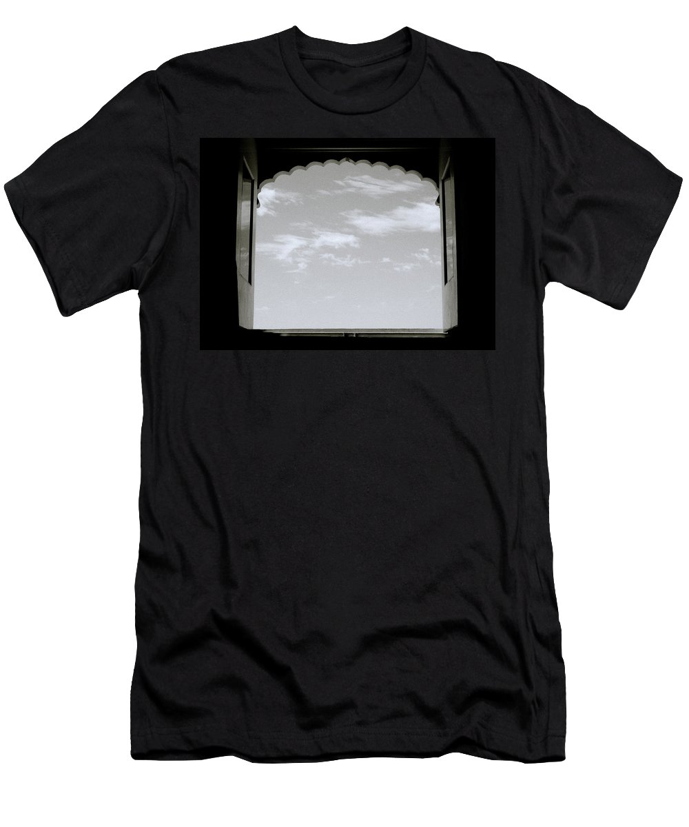 Freedom Men's T-Shirt (Athletic Fit) featuring the photograph The Dream by Shaun Higson