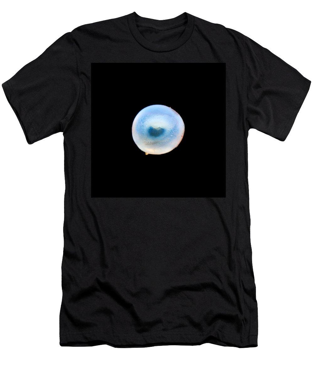 Lehto Men's T-Shirt (Athletic Fit) featuring the photograph Towards The Life by Jouko Lehto