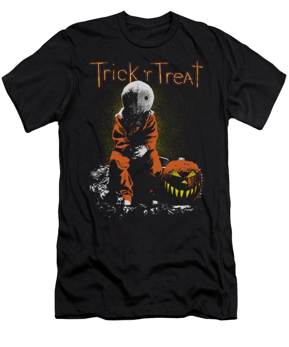 Trick Or Treat Digital Art T-Shirts