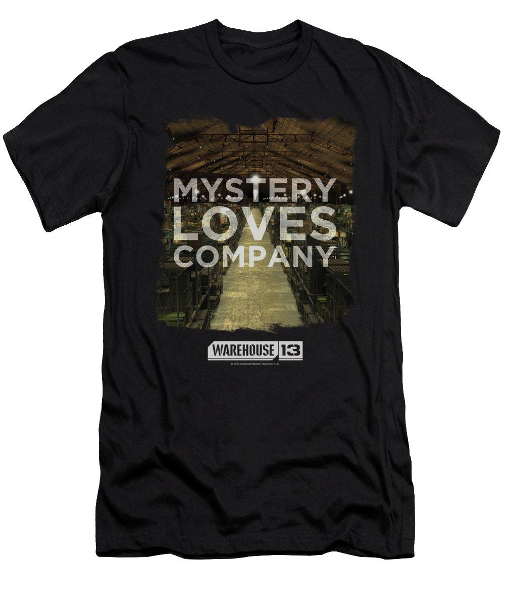 Warehouse 13 Digital Art T-Shirts