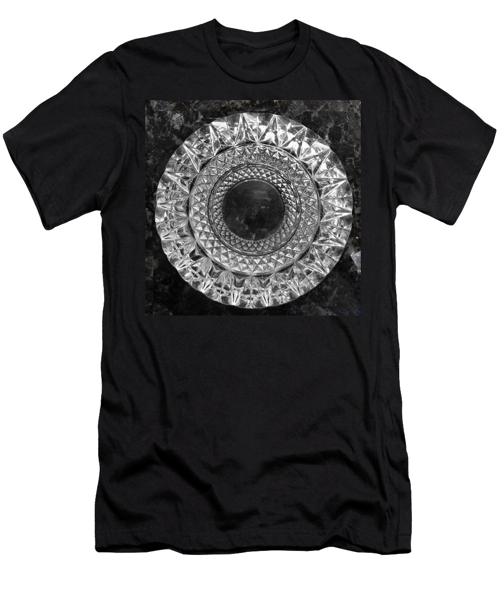 Wheel Men's T-Shirt (Athletic Fit) featuring the photograph Whirl - 3 by Lin Grosvenor