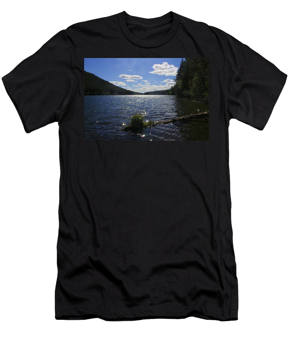 Men's T-Shirt (Athletic Fit) featuring the photograph Why They Call It Jewel by John Greaves