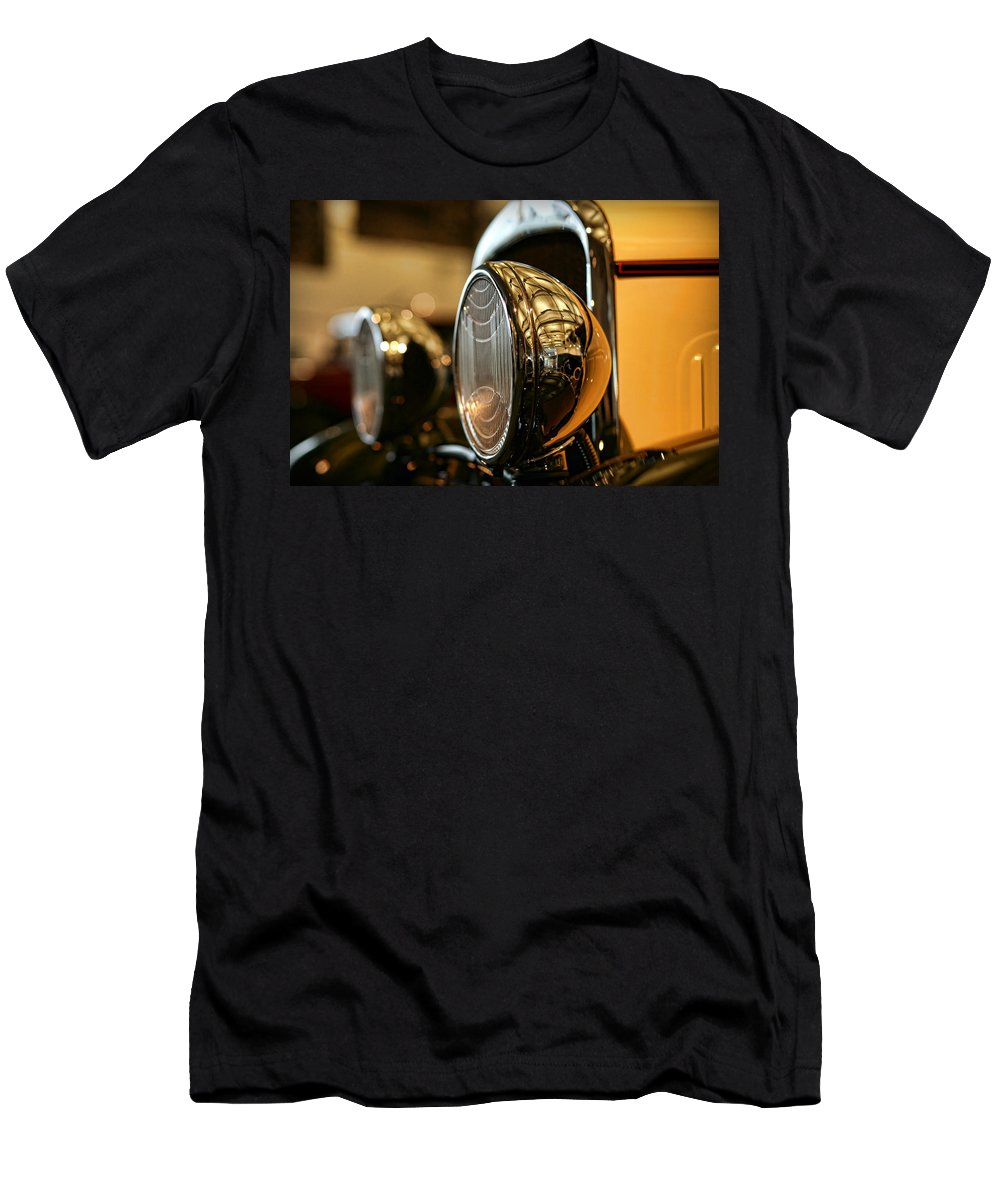 1929 Men's T-Shirt (Athletic Fit) featuring the photograph 1929 Dodge Desoto Six Roadster by Gordon Dean II