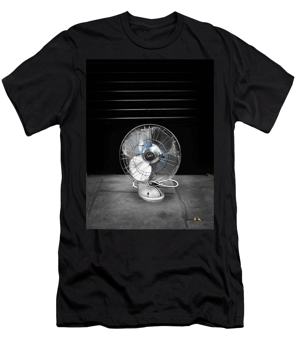 Harvest Men's T-Shirt (Athletic Fit) featuring the photograph Harvest by Charles Stuart