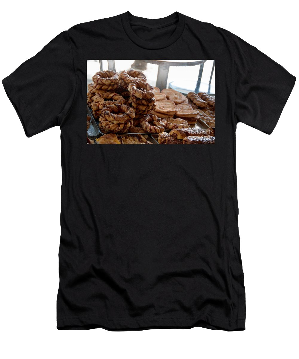 California Men's T-Shirt (Athletic Fit) featuring the digital art San Francisco by Carol Ailles