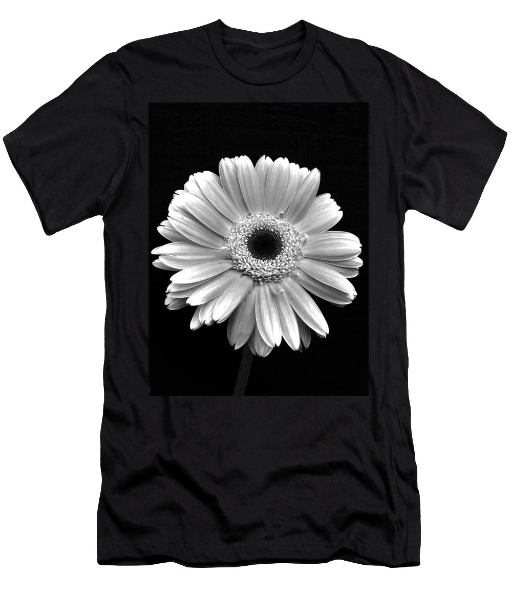 Gerbera Photographs Men's T-Shirt (Athletic Fit) featuring the photograph 90521a6 by Kimberlie Gerner
