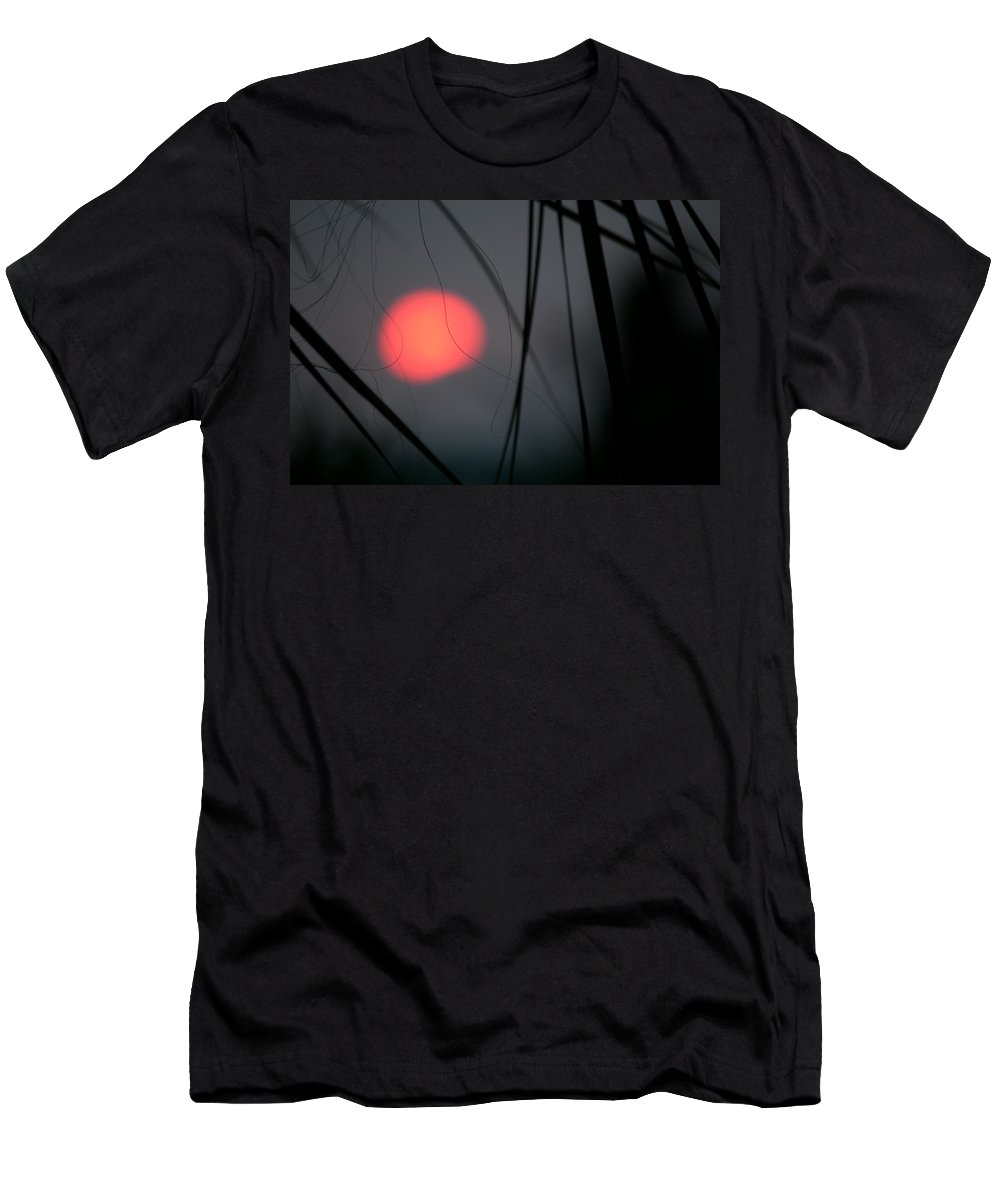 Sunset T-Shirt featuring the photograph Abstract Sunset by Christine Stonebridge