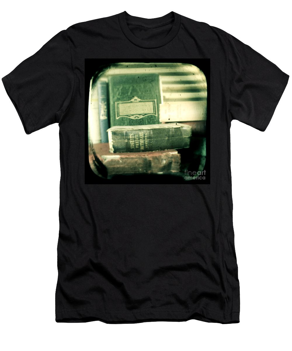Antique Men's T-Shirt (Athletic Fit) featuring the photograph Comprehension by Andrew Paranavitana