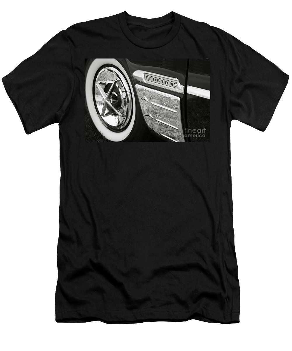 Classic Men's T-Shirt (Athletic Fit) featuring the photograph Custom by Dennis Hedberg