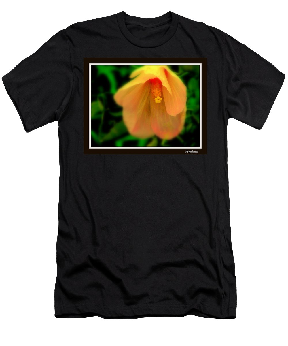 Marshmallow Men's T-Shirt (Athletic Fit) featuring the photograph Emerge by Priscilla Richardson