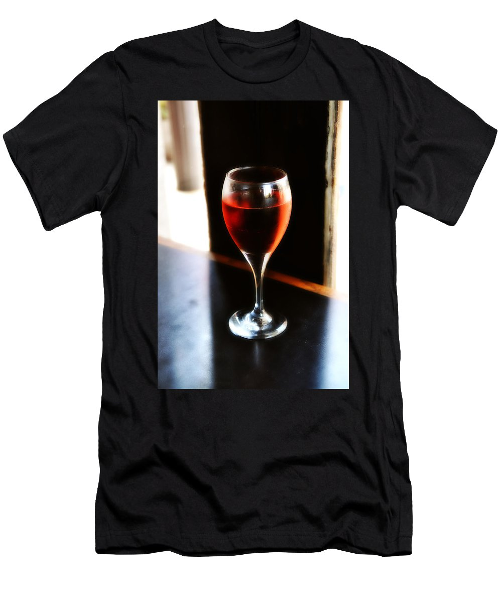 Fine Wine Men's T-Shirt (Athletic Fit) featuring the photograph Fine Wine by Bill Cannon