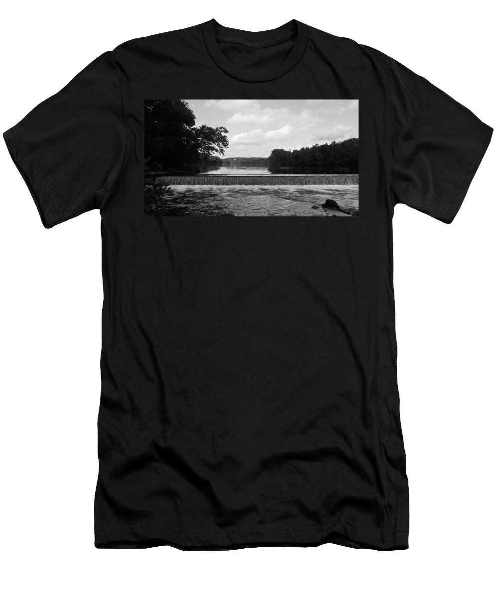 Chesapeake And Ohio Men's T-Shirt (Athletic Fit) featuring the photograph Good To Great by Phil Cappiali Jr