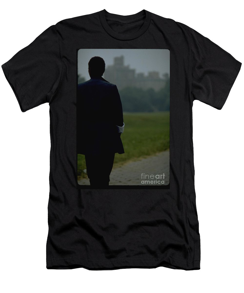 Marie Men's T-Shirt (Athletic Fit) featuring the photograph Marie by Mark Gilman