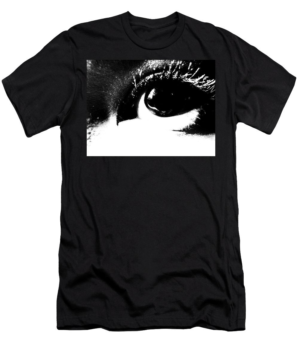 Elm Men's T-Shirt (Athletic Fit) featuring the photograph Masked Era by The Artist Project