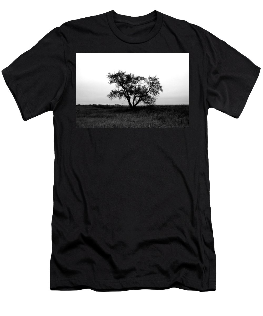 Elm Men's T-Shirt (Athletic Fit) featuring the photograph Prairie Dog by The Artist Project