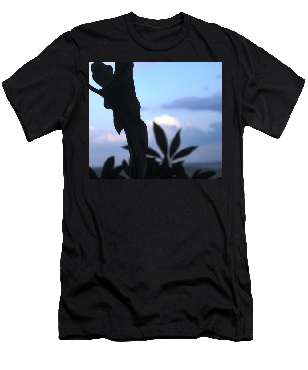 Women's Spirituality Men's T-Shirt (Athletic Fit) featuring the photograph Rebirth by Toni Roberts