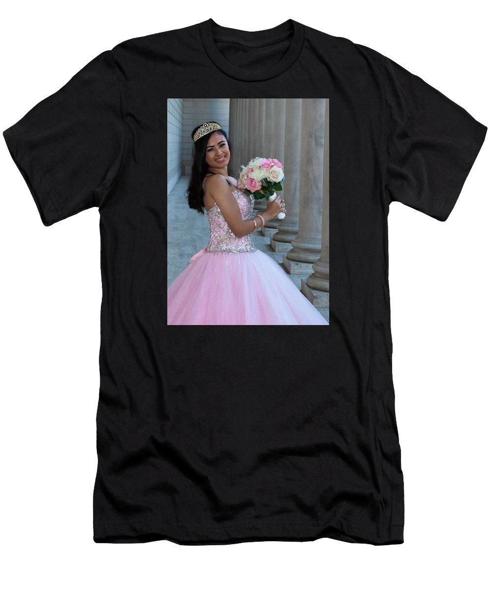Alex Men's T-Shirt (Athletic Fit) featuring the photograph Alex8 by Joe Fernandez