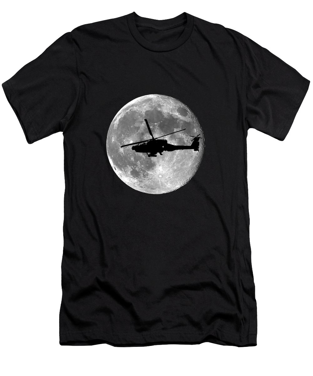 Helicopter Slim Fit T-Shirts