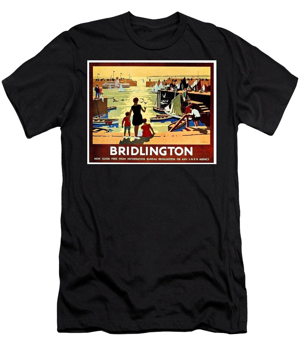 Bridlington Paintings T-Shirts