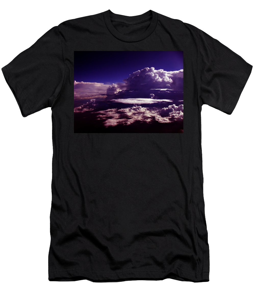 Aviation Art Men's T-Shirt (Athletic Fit) featuring the photograph Cb3.95 by Strato ThreeSIXTYFive