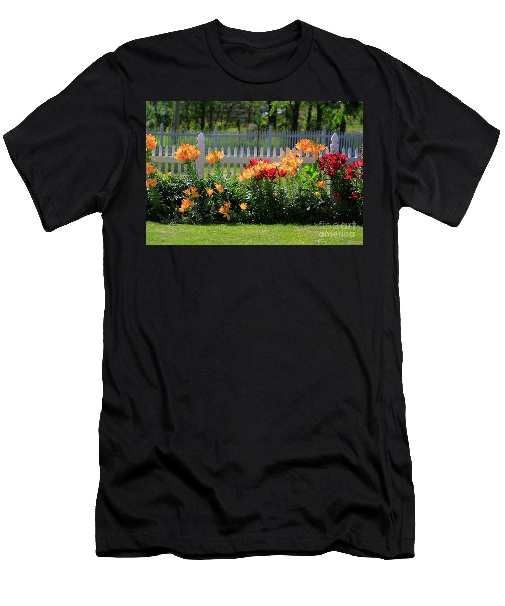 Related Tags: Men's T-Shirt (Athletic Fit) featuring the photograph Gods Creation-12 by Robert Pearson