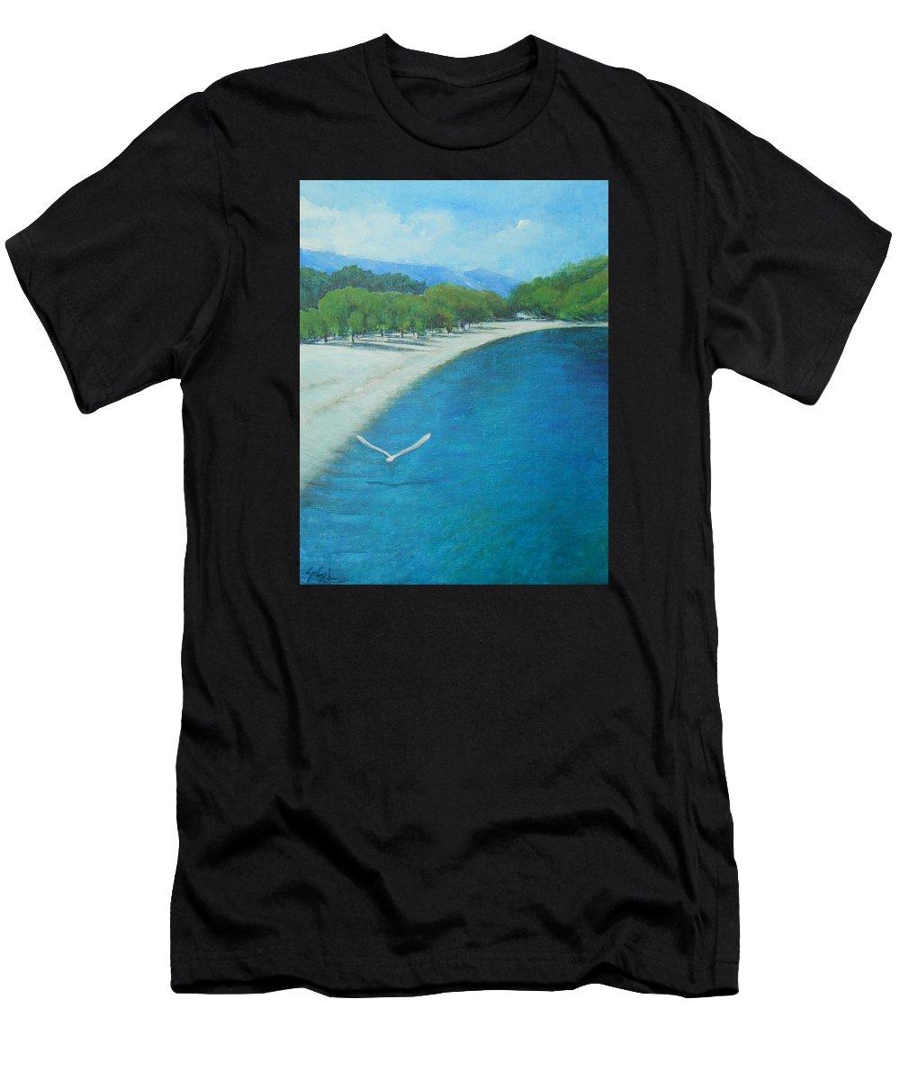 Nz.impressionist Paintings T-Shirts