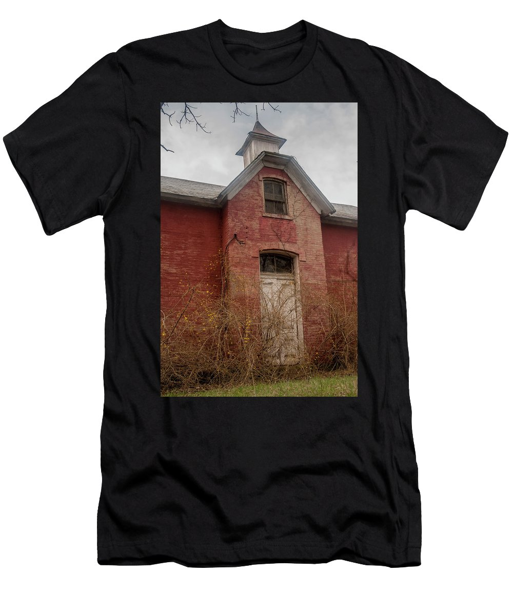 Men's T-Shirt (Athletic Fit) featuring the photograph Still Standing by Melissa Newcomb
