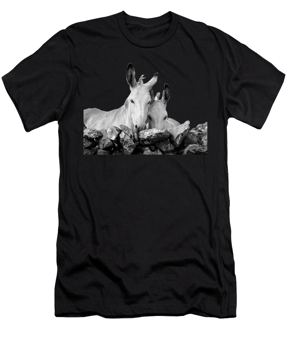 Donkey Slim Fit T-Shirts