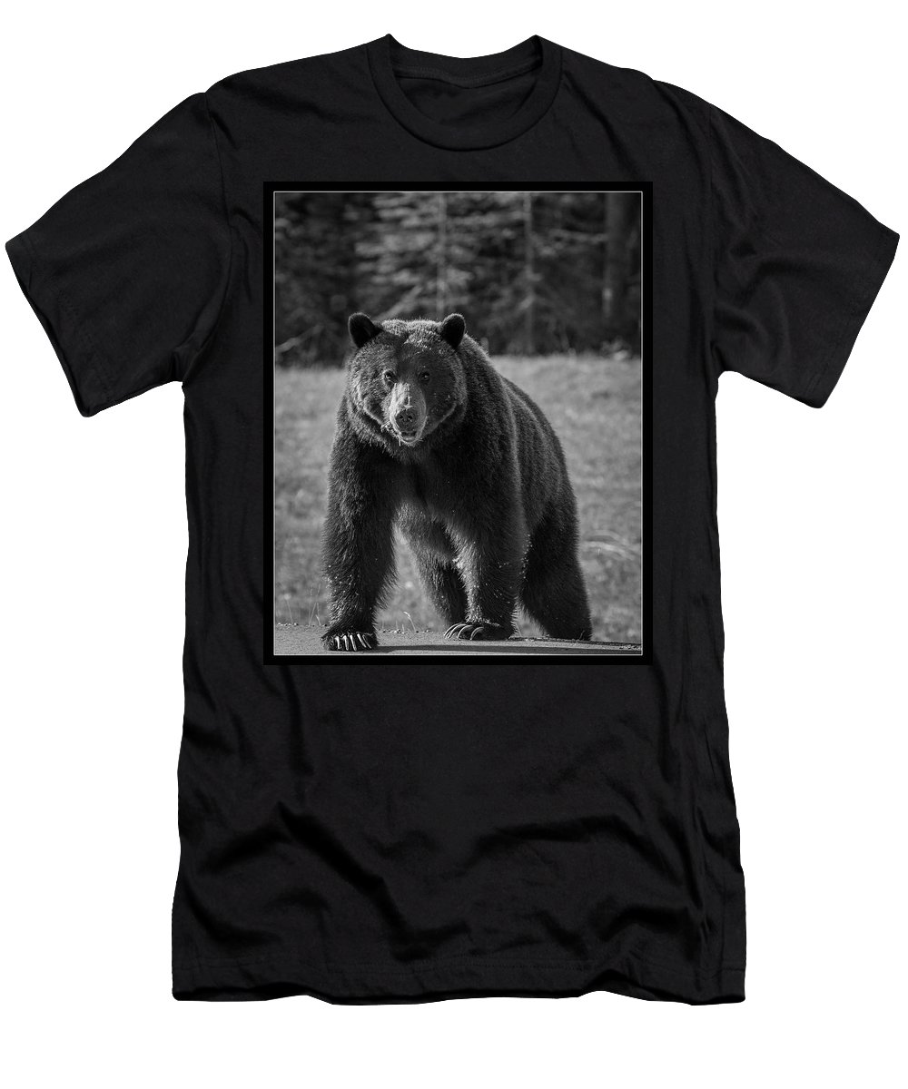 Men's T-Shirt (Athletic Fit) featuring the photograph 12 by J and j Imagery