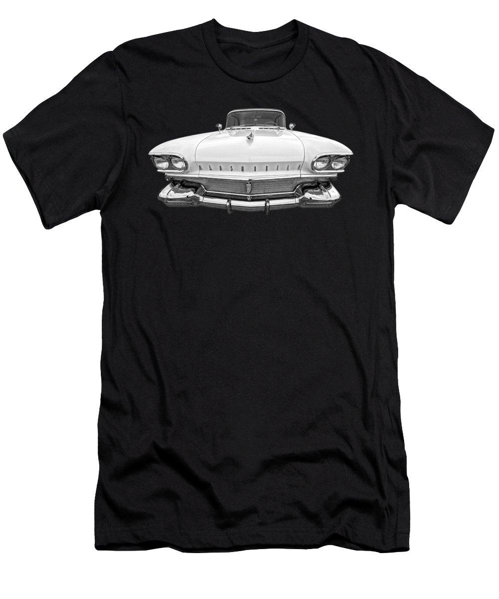 1958 Oldsmobile Rocket 88 Head On Men's T-Shirt (Athletic Fit)