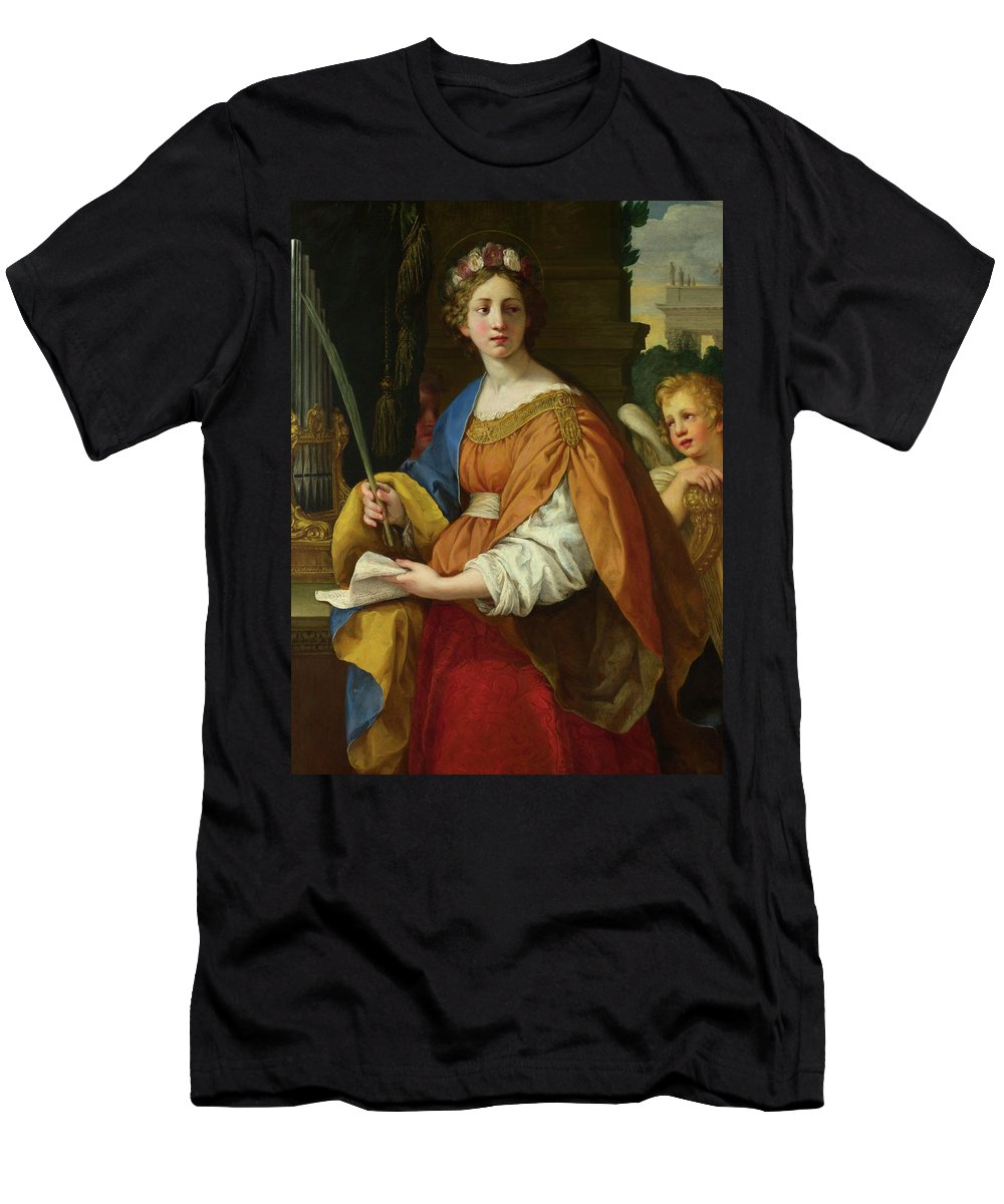 Writing Instrument Paintings T-Shirts