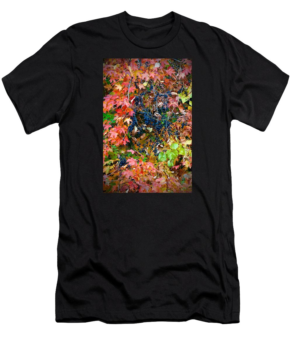 Landscape Men's T-Shirt (Athletic Fit) featuring the photograph Landscape by Christine Russell