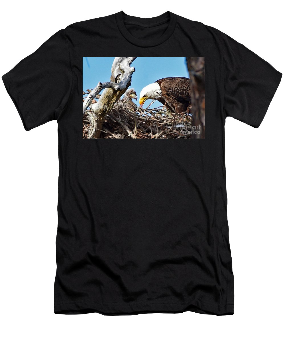 Men's T-Shirt (Athletic Fit) featuring the photograph 3500 by Don Solari