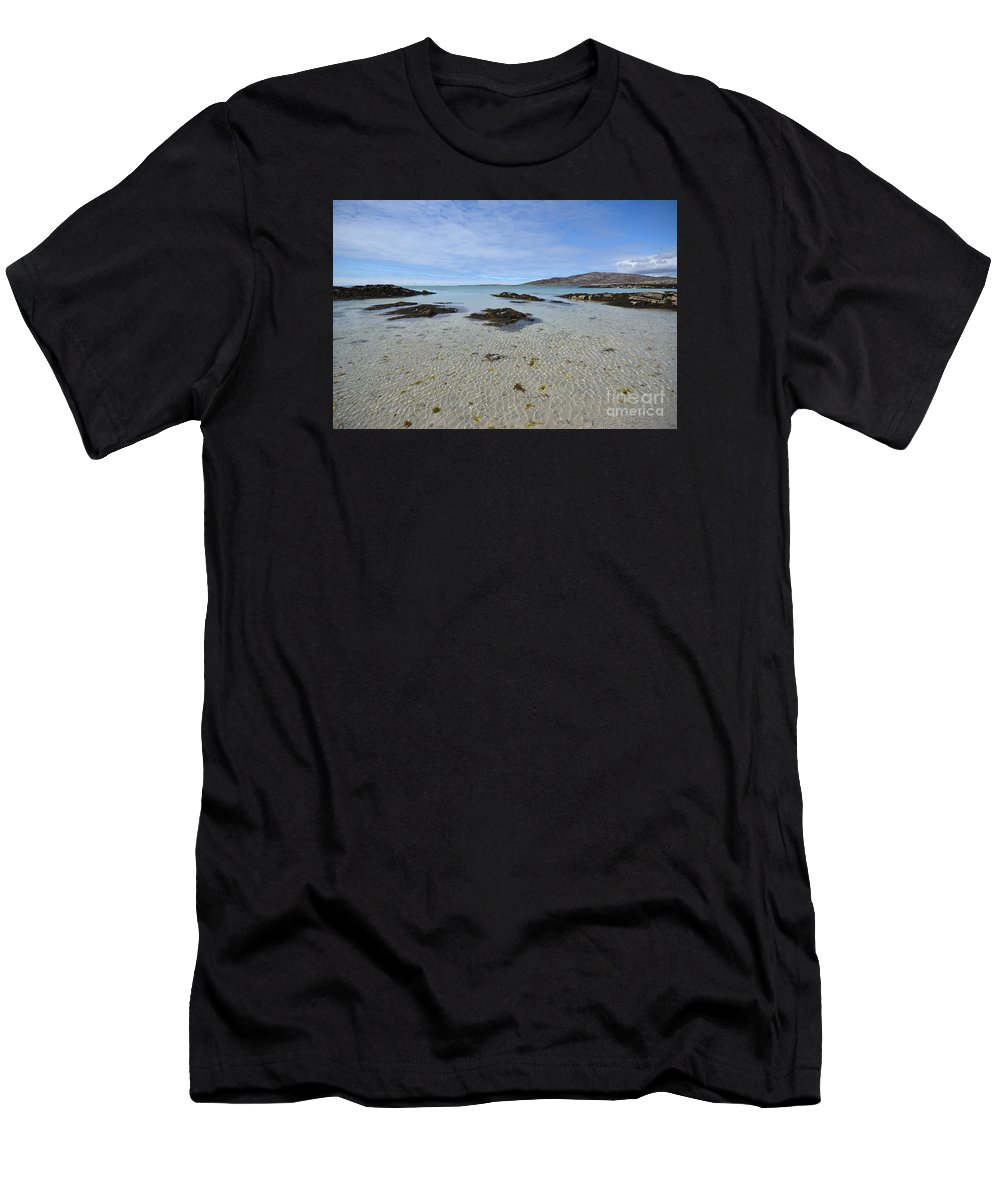 Eriskay Men's T-Shirt (Athletic Fit) featuring the photograph Eriskay by Smart Aviation