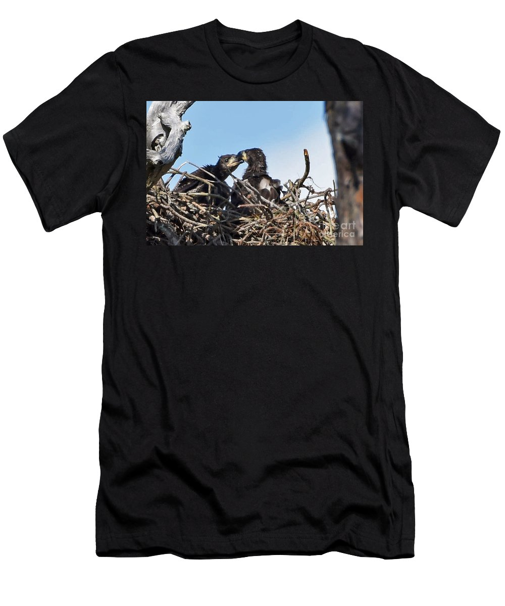 Men's T-Shirt (Athletic Fit) featuring the photograph 5760 by Don Solari