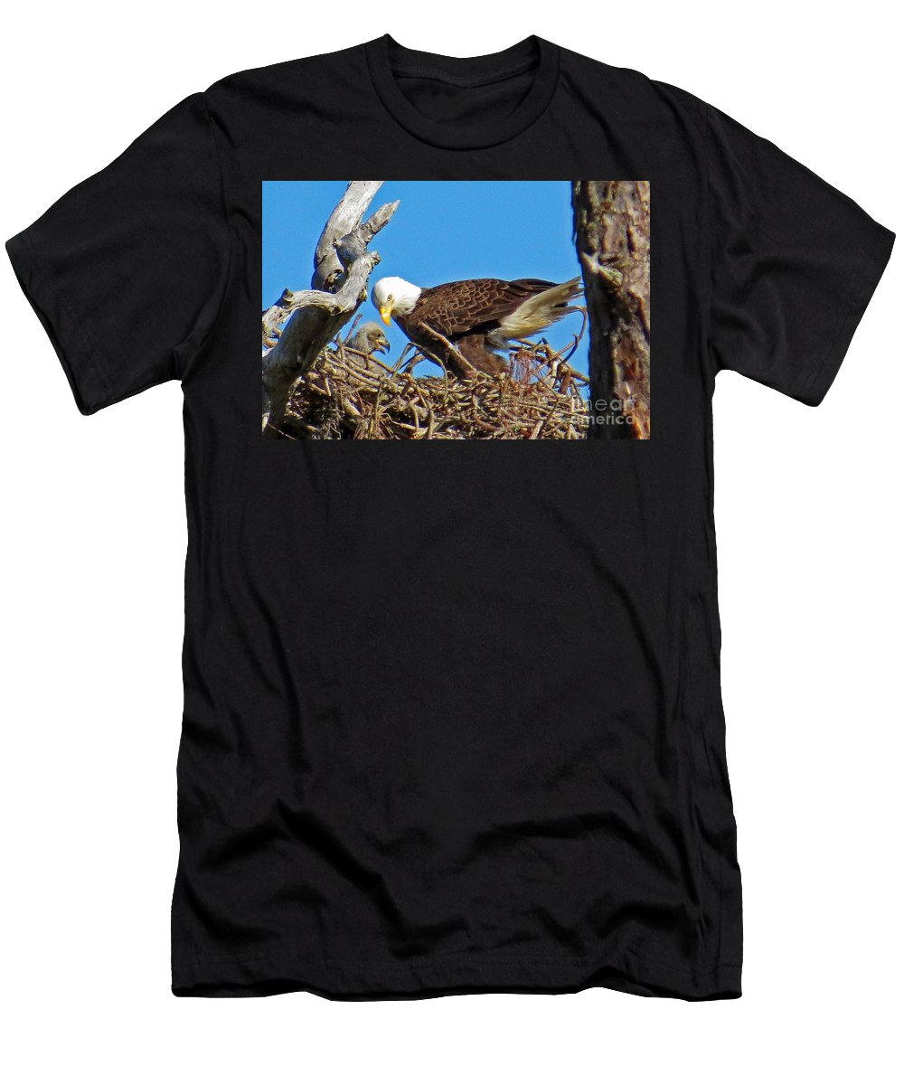 Men's T-Shirt (Athletic Fit) featuring the photograph 6665 by Don Solari