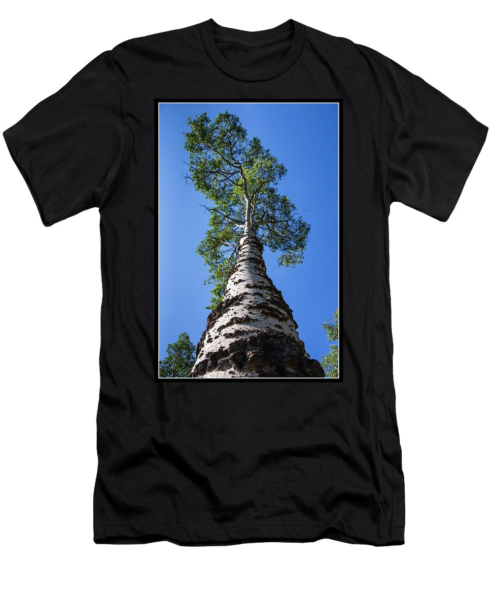 Men's T-Shirt (Athletic Fit) featuring the photograph 7 by J and j Imagery