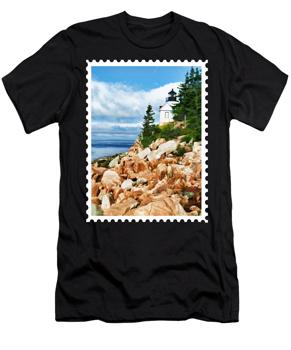 Maine Lighthouse T-Shirts